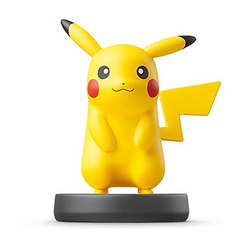 Image for amiibo Super Smash Bros. Series Figure (Pikachu)