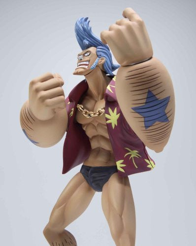 Image 7 for One Piece - Franky - Excellent Model - Portrait Of Pirates Neo (MegaHouse)
