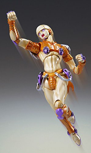 Image 3 for Jojo no Kimyou na Bouken - Vento Aureo - Gold Experience - Super Action Statue #38 (Medicos Entertainment)