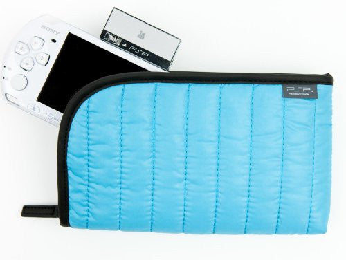 Image 2 for PSP Quilt Pouch (Sky Blue)