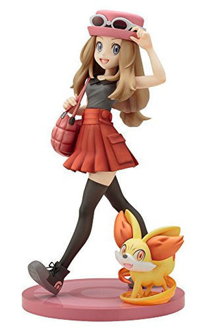 Pocket Monsters - Fokko - Serena - ARTFX J - Pokémon Figure Series 1/8