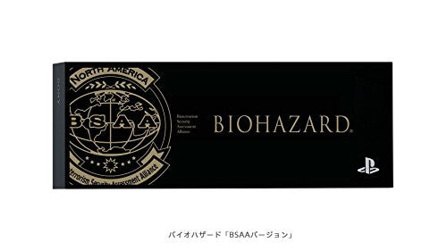 Image 1 for Biohazard BSAA Version PS4 Coverplate Black