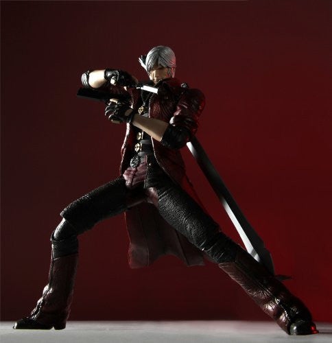 Image 4 for Devil May Cry 4 - Dante Sparda - Play Arts Kai (Square Enix)