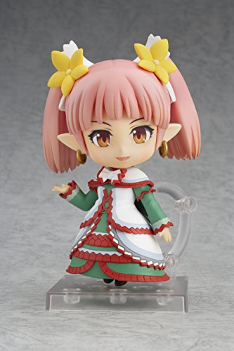 Image 1 for Monster Hunter Frontier G - G-kyuu Uketsukejou - Nendoroid #439 (Capcom, Good Smile Company)