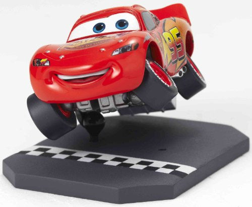 Image 6 for Cars - Lightning McQueen - Revoltech - Revoltech Pixar Figure Collection - 3 (Kaiyodo Pixar The Walt Disney Company)