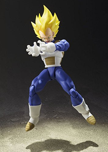 Image 3 for Dragon Ball Z - Vegeta SSJ - S.H.Figuarts (Bandai)