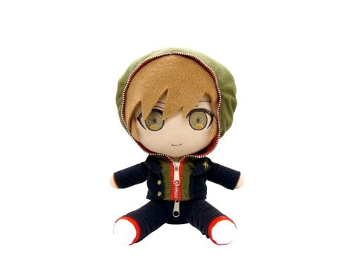 Image 2 for Dangan Ronpa: The Animation - Naegi Makoto - Chou Koukoukyuu no Plush #01 (Algernon Product, Gift)
