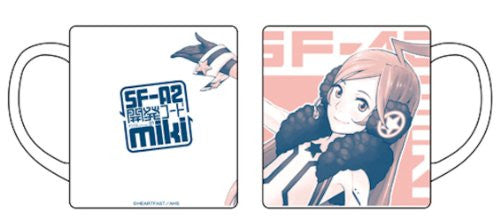 Image 2 for Vocaloid - SF-A2 miki - Mug (Cospa)