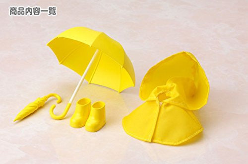 Cu-Poche - Cu-Poche Extra - Rainy Day Set - Yellow (Kotobukiya)