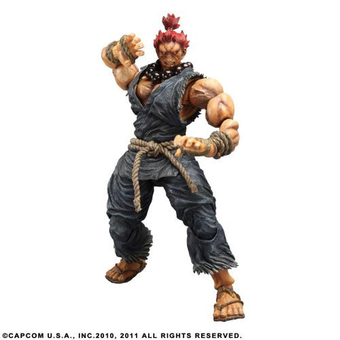 Image for Super Street Fighter IV - Gouki - Play Arts Kai (Square Enix)