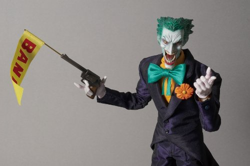 Image 4 for Batman - Joker - Real Action Heroes #593 - 1/6 - Batman Hush Version (Medicom Toy)