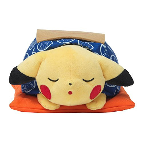 Image 1 for Sleepy Pikachu - Pokemon Center Original Plushy