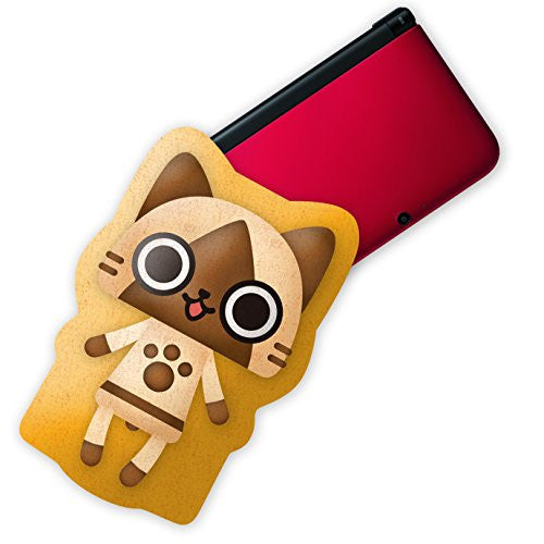 Image 3 for MH Airou Accessory Kit for 3DS LL (Damage on package)