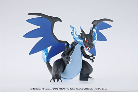 Image for Pocket Monsters - Pocket Monsters X - Pocket Monsters Y - Lizardon - 36 - Pokemon Plastic Model Collection (Bandai)