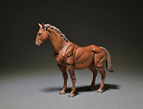 Image 3 for KT Project KT-008 - Revoltech - Horse - Color (Kaiyodo)