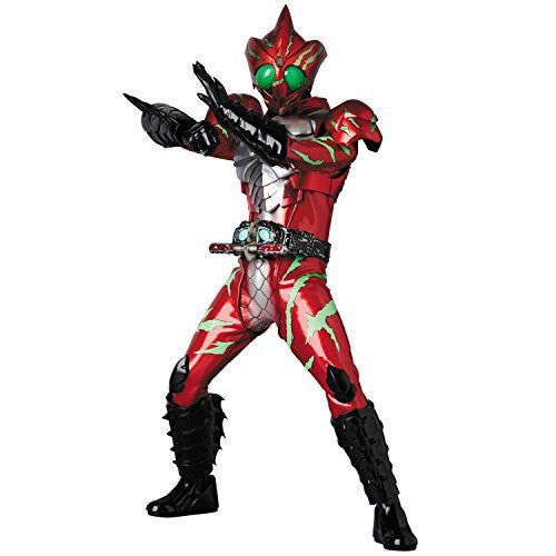 Image 1 for Kamen Rider Amazons - Kamen Rider Amazon Alpha - Real Action Heroes No.767 - Real Action Heroes Genesis - 1/6 (Medicom Toy)