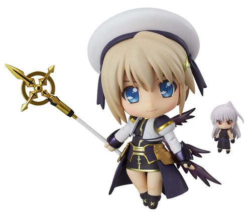 Image 1 for Mahou Shoujo Lyrical Nanoha The Movie 2nd A's - Yagami Hayate - Nendoroid #336 - Unison Edition, Full Action (Good Smile Company)