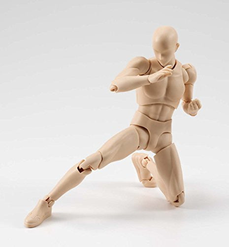 Image 3 for S.H.Figuarts - Body-kun - Pale Orange Color Ver. (Bandai)