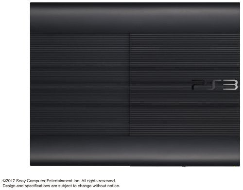 Image 7 for PlayStation3 New Slim Console (250GB Charcoal Black Model) - 110V