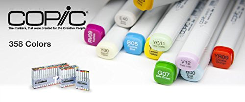 Image 4 for Copic Ciao Markers Set - 36PK/Basic