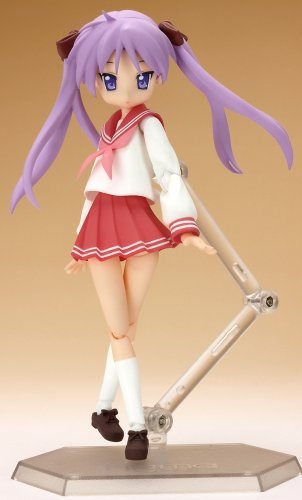 Image 2 for Lucky☆Star - Hiiragi Kagami - Figma - 013 - Winter School Uniform (Max Factory)