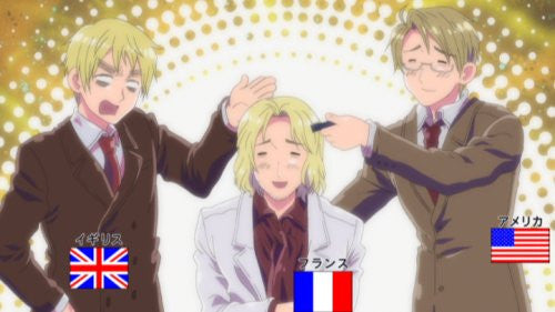 Image 4 for Hetalia Axis Powers Vol. 1 [DVD+CD Limited Edition]