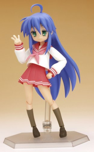 Image 3 for Lucky☆Star - Izumi Konata - Figma #008 - School Uniform Ver. (Max Factory)