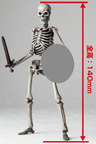 Image 5 for Jason and the Argonauts - Revoltech - Revoltech SFX 020 - Skeleton Army - 2nd Ver. (Kaiyodo)