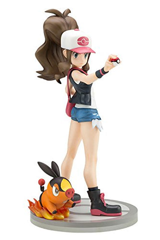 Pocket Monsters - Pokabu - Touko - ARTFX J - Pokémon Figure Series - 1/8 (Kotobukiya)