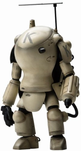 Image 2 for Maschinen Krieger - Super Armored Fighting Suit S.A.F.S. - Action Model - 03 - 1/16 - Antiflash White (Sentinel)