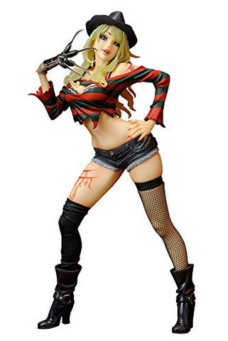 Image for Freddy vs. Jason - Freddy Krueger - Bishoujo Statue - Horror Bishoujo - Movie x Bishoujo - 1/7 - Second Edition