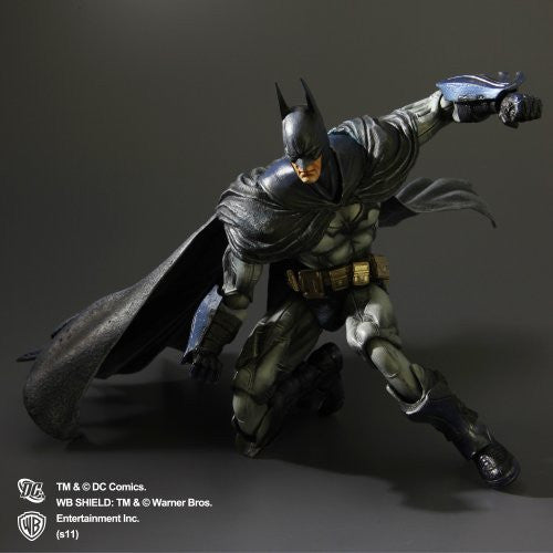 Image 4 for Batman: Arkham Asylum - Batman - Play Arts Kai (Square Enix)