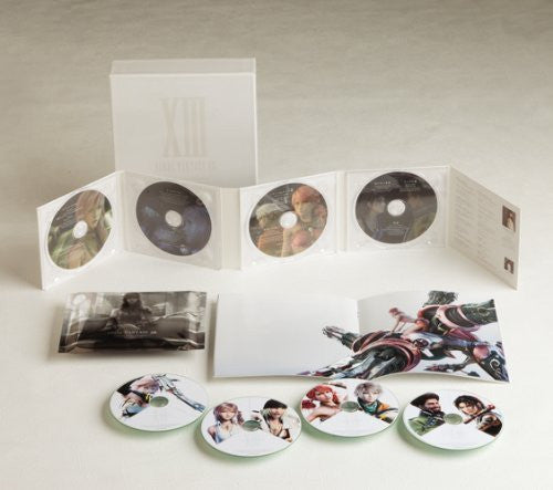 Image 4 for FINAL FANTASY XIII Original Soundtrack [Limited Edition]