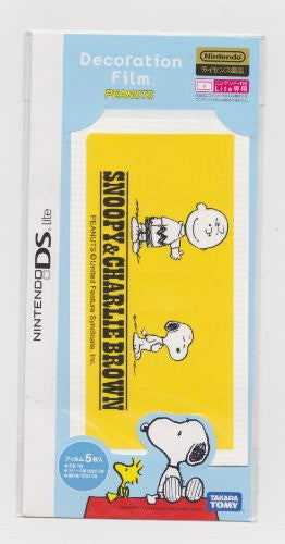 Image 1 for Decoration Film Peanuts (Yellow)