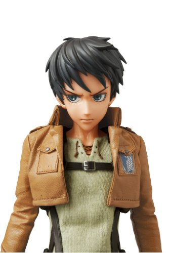 Image 8 for Shingeki no Kyojin - Eren Yeager - Real Action Heroes #668 - 1/6 (Medicom Toy)