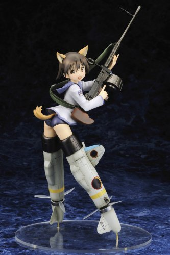 Strike Witches - Miyafuji Yoshika - 1/8 (Alter)
