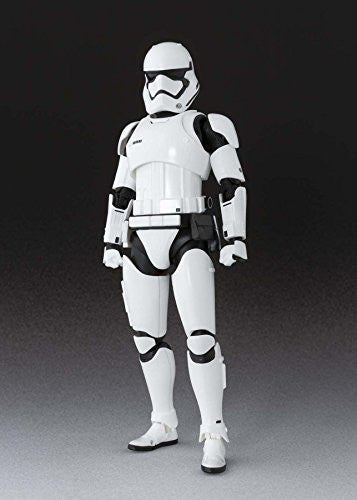 Image 6 for Star Wars - Star Wars: The Force Awakens - First Order Stormtrooper - S.H.Figuarts (Bandai)