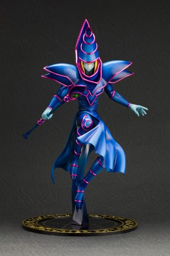 Image 4 for Yu-Gi-Oh! Duel Monsters - Black Magician - ARTFX J - 1/7 (Kotobukiya)