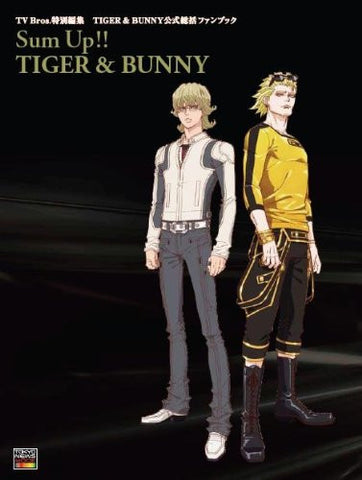 Image for Tiger And Bunny   Sum Up   Guide Book