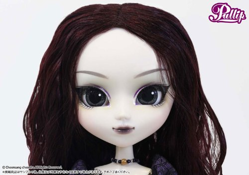 Image 5 for Pullip P-075 - Pullip (Line) - Midnight Velvet - 1/6 - The Princess Series Snow White (Groove)