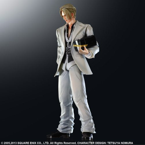 Image 2 for Final Fantasy VII: Advent Children - Rufus Shinra - Play Arts Kai (Kotobukiya, Square Enix)