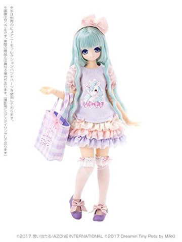 Ex☆Cute - PureNeemo - Miu - 1/6 - Sugar Dream, Blue Unicorn, Azone Direct Stores Sales ver. (Azone)