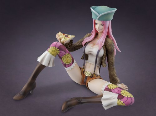 Image 7 for One Piece - Jewelry Bonney - Portrait Of Pirates DX - Excellent Model - 1/8 (MegaHouse)