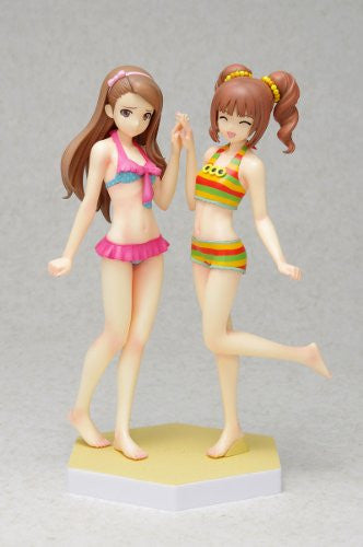 Image 6 for iDOLM@STER 2 - Minase Iori - Takatsuki Yayoi - Beach Queens - 1/10 - Limited Set, Swimsuit ver. (Wave)