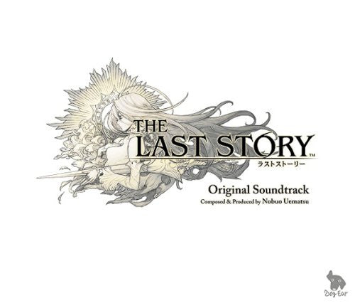 Image 1 for THE LAST STORY Original Soundtrack
