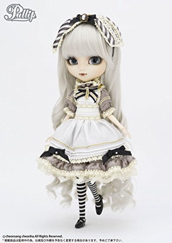 Image 3 for Pullip P-129 - Pullip (Line) - Classical Alice - 1/6 - Sepia Version (Groove)