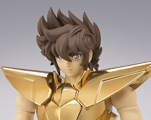 Image 5 for Saint Seiya - Pegasus Seiya - Myth Cloth EX - 2nd Cloth Version, Gold Version, OCE - Original Color Edition, Masami Kurumada 40th Anniversary Edition (Bandai)