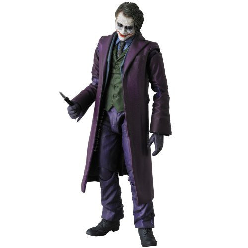 Image 4 for The Dark Knight - Joker - Mafex #5 (Medicom Toy)
