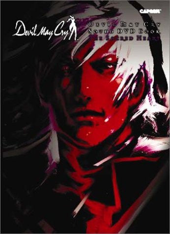 Image 1 for Devil May Cry Sound Dvd Book The Sacred Heart