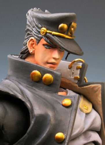 Image 4 for Jojo no Kimyou na Bouken - Stardust Crusaders - Kuujou Joutarou - Super Action Statue #2 (Medicos Entertainment)